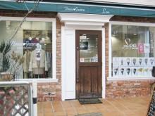 尼崎・武庫之荘にアパレル店とクレープ店 同じオーナーが併設出店