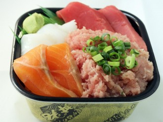 尼崎・西長洲町に海鮮丼のテークアウト専門店「尼の丼丸」 メニュー50種類以上