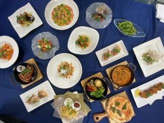 「ホテルヴィスキオ尼崎」がディナー営業再開 酒や料理を「バルスタイル」で