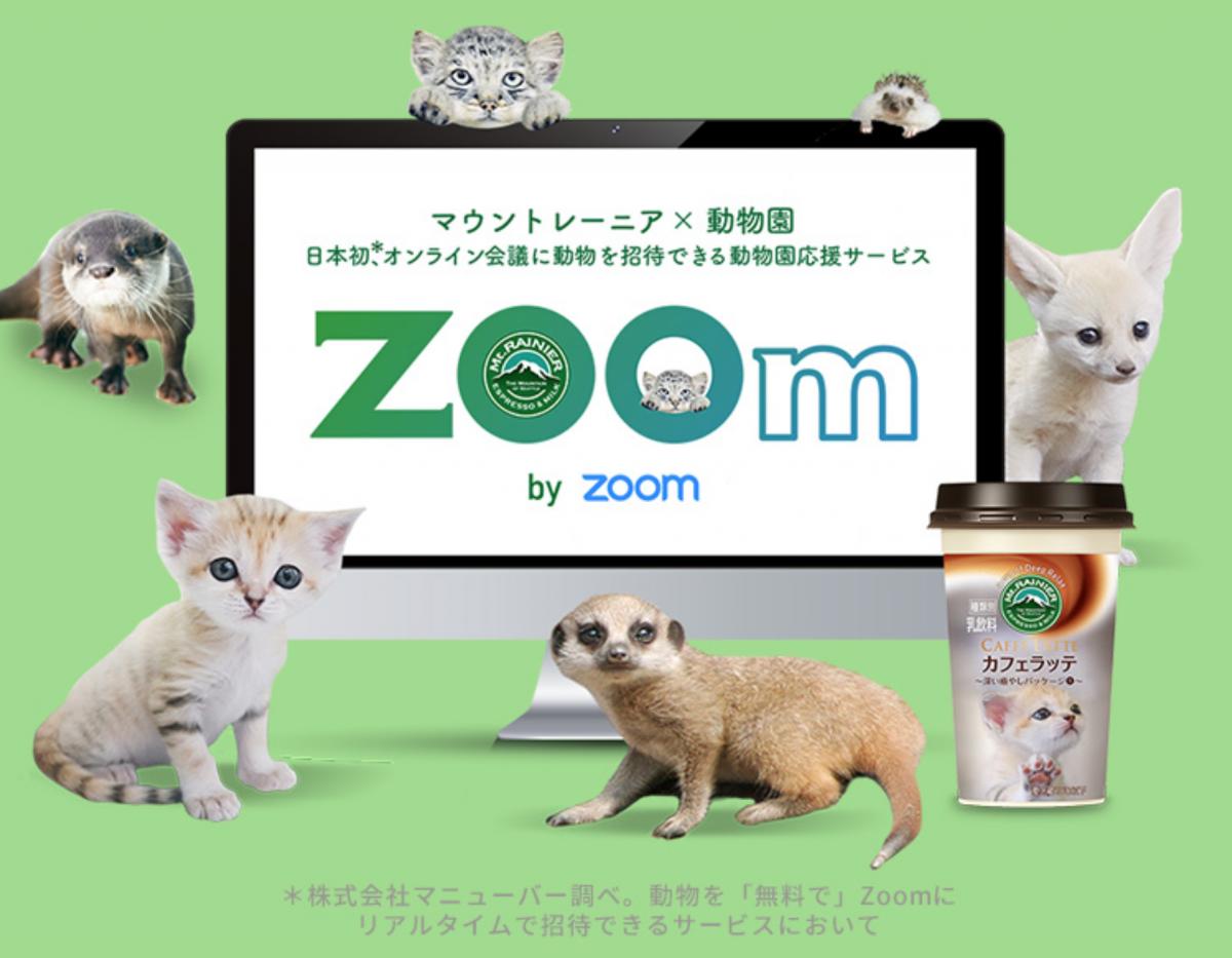 「特別ZOOm」の申込み受付を開始した「深い癒やしオンライン会議 ZOOm」のホームページ