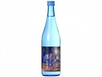 旭川の「大雪乃蔵」、純米吟醸酒を限定発売 花火大会描いたラベル採用