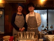 奥浅草に古民家カフェ-「レトロ空間でひたすらぼんやりして」と店主