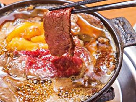 桜なべ中江の桜鍋