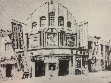 浅草六区で一夜限りの映画館 東洋館で「懐かしの映画黄金時代の光景 ...