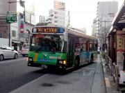 台東区循環バス新ルート運行開始 都バス「東42乙」系統は運転本数削減