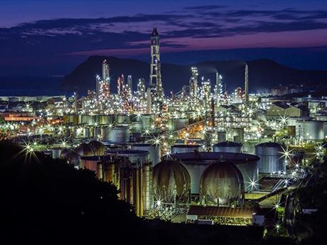 Mitsuさんの工場夜景写真