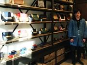 蔵前にレディースバッグと革小物ブランド「カレド・シェクリ」ショールーム 小売り対応も