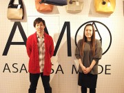 浅草に「Made in 浅草」の革小物店 ユーザーの声を取り入れ革の魅力発信