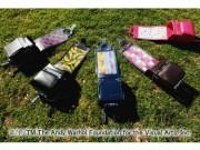 浅草橋のバッグ製造会社が「アンディ・ウォーホル」コラボランドセル開発