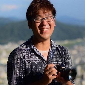 写真家の土田凌さん