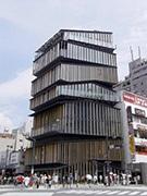 浅草で隈研吾さん「小さな建築展」 日本・デンマーク外交関係樹立150周年で