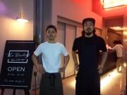 蔵前にスタンディングバー新店 オーナー出身地の食材や日本酒生かす
