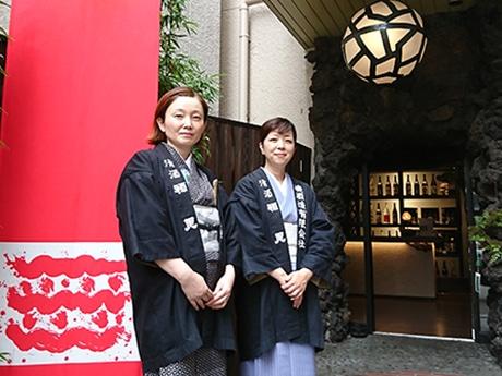 浅草に蔵元直販日本酒専門店 料理店との接点が好機、浅草の地酒造り目指す