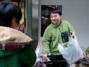 浅草のフレンチレストランに期間限定青果店 群馬産朝採れ直送野菜提供