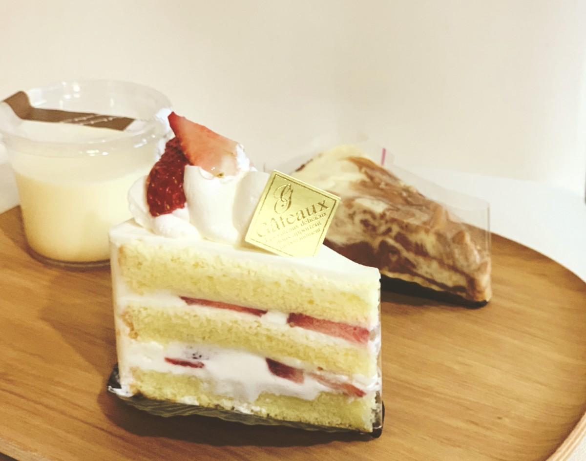 1番人気の「ショートケーキ」