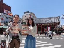 浅草の飲食店料理人が講師の料理教室 初回はオンラインで、実教室視野