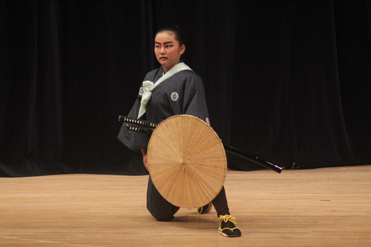 あしかが子ども歌舞伎の発表(過去開催時の様子)