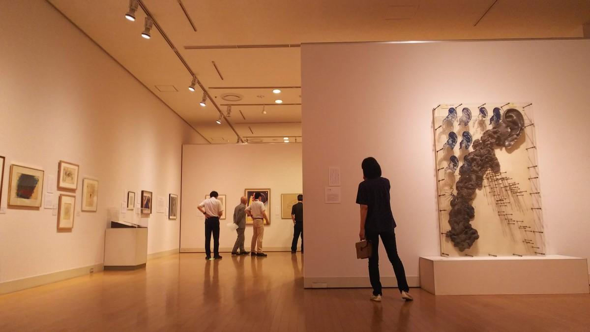 三木富雄さんの「耳」をモチーフにした作品