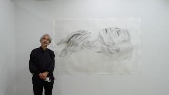 足利で企画展「ゆきゆきて心を重ねるII」 木下晋さん・下川勝さんが二人展