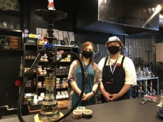 熱海・咲見町に水たばこが吸えるカフェ「Shisha cafe KEDI」 120種類以上のシーシャフレーバーを提供