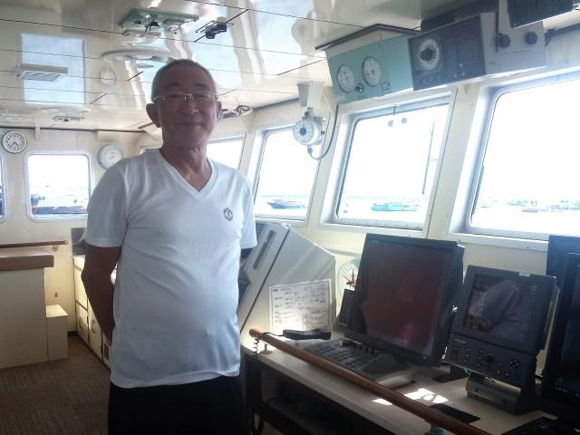 同郷の俳優、渡辺謙さんが「演じてみたい日本一の船頭」と切望する前川渡さん