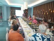 バリ島のカースト制度を知る 地元ホテルでセミナー