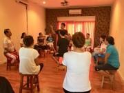 バリ島でジャイロキネシス講習会