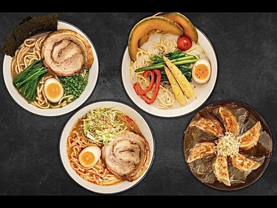 Ramen Dining 「KAZUMI」ラーメン&ギョウザ