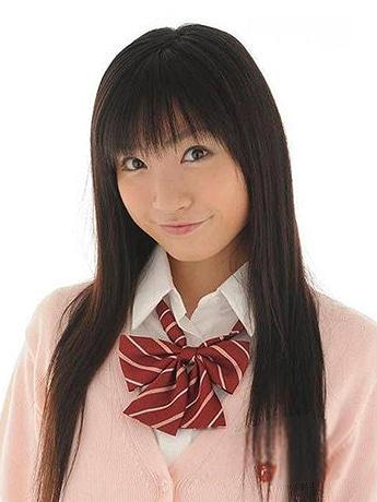 外務省が任命した「カワイイ大使」3人のうちの1人、藤岡静香さん。