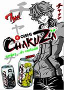 タイの緑茶飲料大手「OISHI」、炭酸入り緑茶「チャクザ」発売