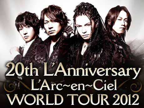 「L'Arc~en~Ciel WORLD TOUR 2012 in Bangkok」