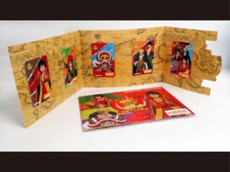 Rabbit Card One Piece Film Z Limited Edition