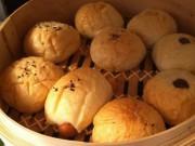 中華まんサラパオとパンの融合作「サラパン」、タイで話題に