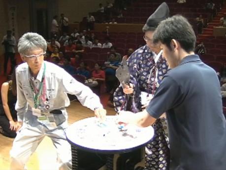 9月14日に開催された中日本ブロック予選 G2 北名古屋場所から