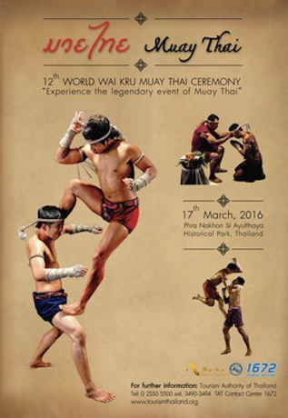 World Wai Kru Muay Thai Ceremony and Miracle Muay Thai Festival