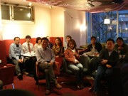 滋賀で初の「ツイッターオフ会」-「チーム滋賀」結成がきっかけ