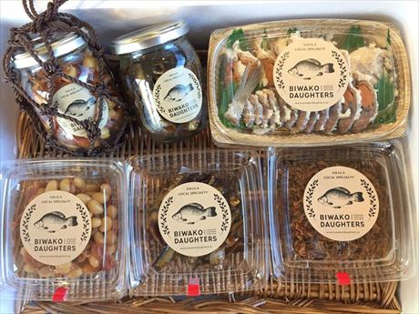 野洲のあやめ浜に産直店 琵琶湖漁師が新鮮食材生かし加工販売