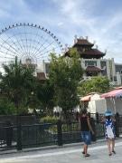 びわ湖タワーの大観覧車、ベトナムのレジャー施設で現役稼働