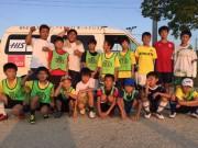 滋賀で運動能力測定 子どもの適性スポーツを診断