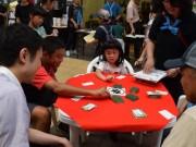 大津で「お坊さんめくり大会」 「蝉丸ルール」で大逆転、初代名人の座争う
