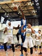 滋賀レイクスターズ勝利 新監督の下「バスケットを学んでいる途中」と並里選手