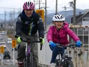 守山市内を自転車で巡る「モリイチ・スタンプラリー」 市長も参加へ