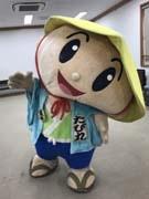 「助けてくださいたび~」 草津市公認キャラ「たび丸」資金調達で着ぐるみ新調目指す