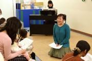 西武大津店で音楽会 ママと赤ちゃんに「本物の音楽」を