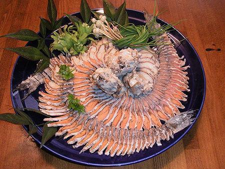 滋賀県に昔から伝わる発酵食品「ふなずし」