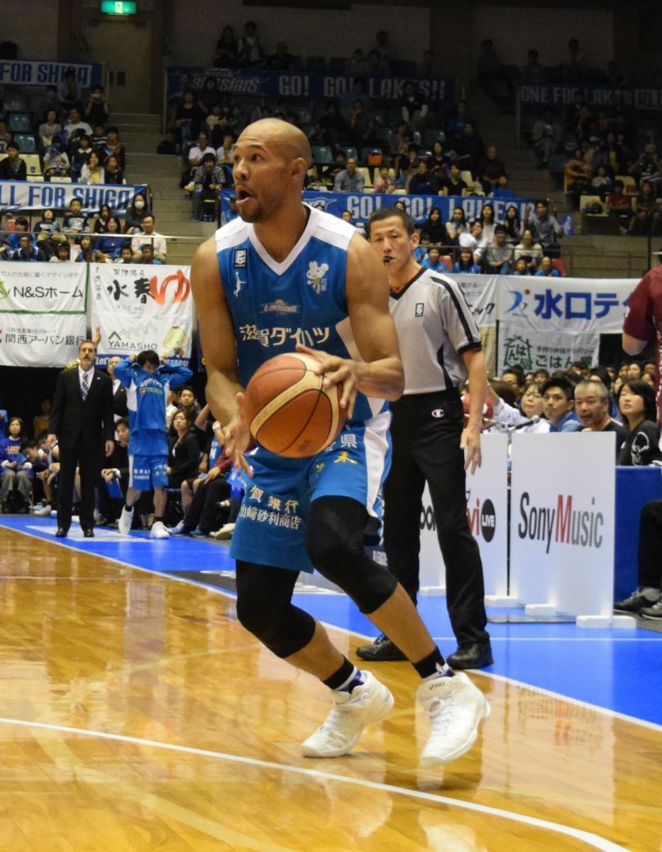 滋賀レイクスターズ、田中大地選手が早期引退を発表 膝のけがが治らず