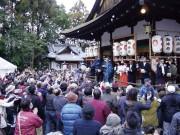立木神社で創建1250年奉祝祭