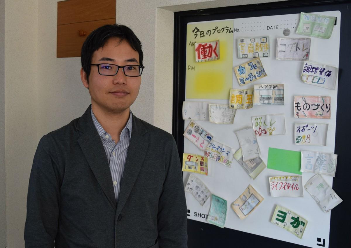 セレンディップ代表理事の小林勝さん