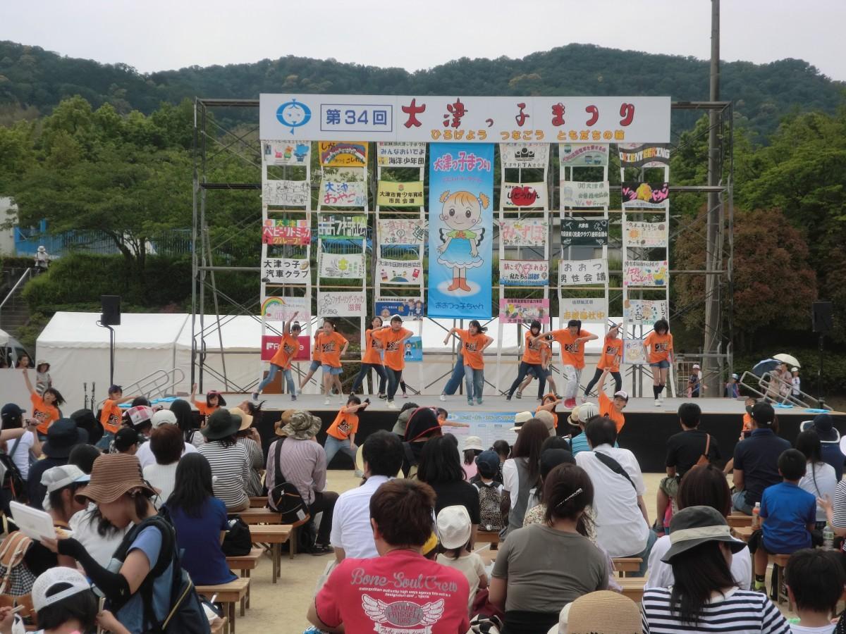 前回開催時のステージプログラムの様子