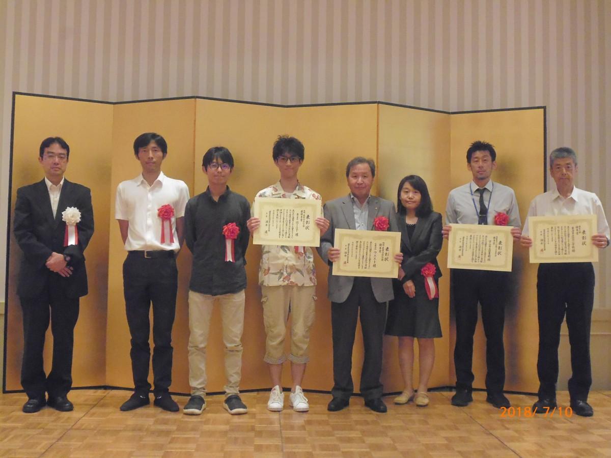 滋賀ICT大賞受賞者